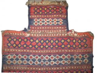 "Namakdar Vernneh Caucasian circa 1905 antique. Collector's item, Size: 47 x 38 (cm) 1' 6"" x 1' 3""  carpet ID: K-4481