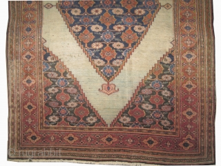 "Dorosch Persian circa 1910 antique. Collector's item. Size: 200 x 130 (cm) 6' 7"" x 4' 3""  carpet ID: K-186