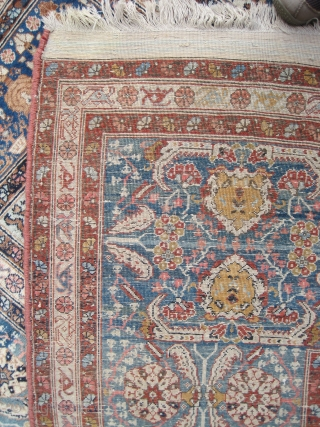 Historical family prayer carpet in good condition, rare example.