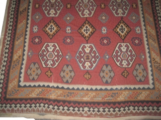 "Suzani Uzbek embroidery, woven circa in 1905 antique. Collector's item, Size: 363 x 275 (cm) 11' 11"" x 9'  carpet ID: A-997