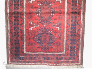 "Belutch Persian circa 1915 antique, collector's item, Size: 212 x 105 (cm) 6' 11"" x 3' 5""  carpet ID: K-5293 