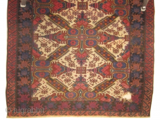 Sejshour Caucasian dated 1909 antique, collectors item, Size: 135 x 196cm. Carpet ID: BDI-20