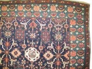 "Kouba Caucasian circa 1880 antique. Collector's item, Size: 542 x 196 (cm) 17' 9"" x 6' 5""  carpet ID: P-5879 The design of the center is typical Kouba Karagashli, vegetable dyes, the  ..."