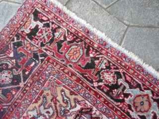 Old Azeri Gheoravan size m.3.66 x 2.57.
