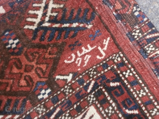 Perfect condition for this piece knotted in Afghanistan