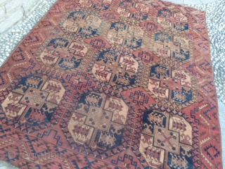 Turkmen Afghan ERSARI tribe in mind condition.