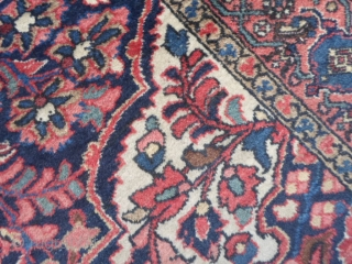 Borchalu Hamadan district persian carpet in very, very good condition.
