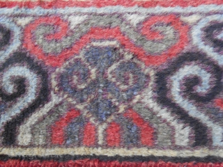 XINJIANG Samarkand antique piece with all original