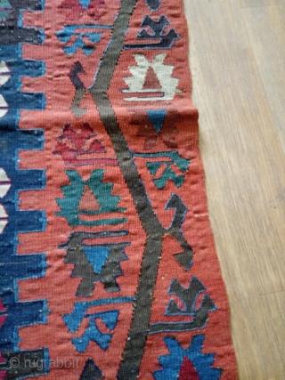Konya cihanbeyli kürt kilim Size355x85
