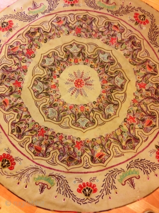 Vintage old persian resht 19.century Size : 130 cm  Fast shipping all over the world,!  Thanks Visiting for my shop :)