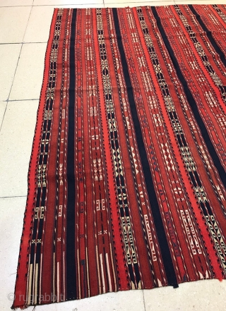 Vintage ethnic tribal unique handmade natural kilim Decorative your home  Size : 172 cm x 136 cm  Fast shipping worldwide   Thank you visiting for my shop :)