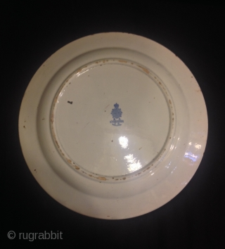 Uzbek Ikat vintage old plate   Size: 33.50 cm  Fast shipping worldwide by fedex express