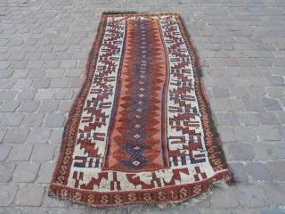 Anatolian runner 270 x 100 cm  19 century