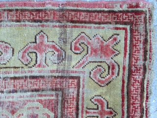 A rare type of Kaskhar rug ! 