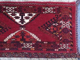 Turkmen Ersari torba.