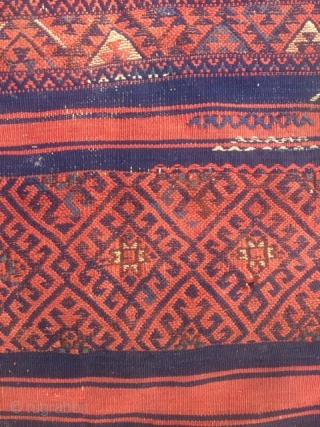 West Anatolian Yüncü Çuval.İt needs good wash.As it is found.