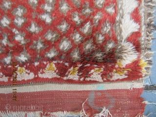 Central Anatolian Rug.110x180cm