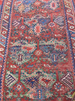 South-West Anatolian Rug Döşemealtı 135x270