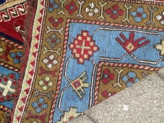 Antique Luri rug from Southpersia, size: 265x155cm / 8'7''ft x 5'1''ft Age: circa 1900 www.najib.de