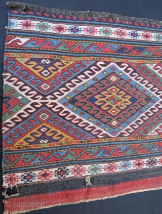 Shasavan mafrash panel,110 x 54 cm  www.eymen.com.tr