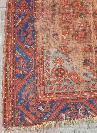 19.th century Kula Rug size 140x160