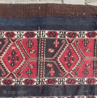 19.th century East Anatolian Chuval 72x112