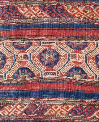 19.th century Bergama Chuval 62x104