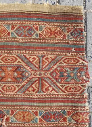19.th century Bergama Chuval 65x93