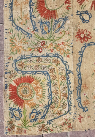 18.th Century Ottoman Textile sıze 80x97