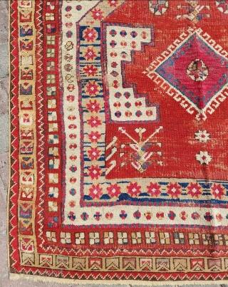 Anatolia Bergama Prayer Rug  sıze: 108 x 116