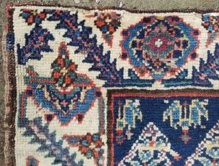 19.century Persian rug Sıze 55×70 cm