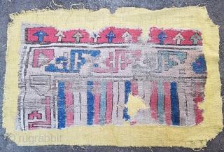 18.century Anatolian Fragments size 51×95