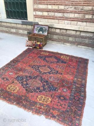 Antique Soumak