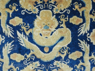 Antique Ningxia,very good condition and all Natural color's. size;80x80 cm
