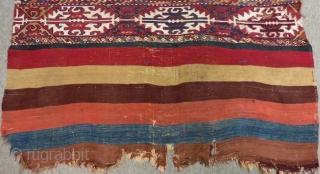 Mid 19th Century East Anatolian Malatya Chuval Size.180x112 Cm