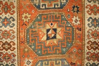 Size: 7`10 x 4`1  Kazak