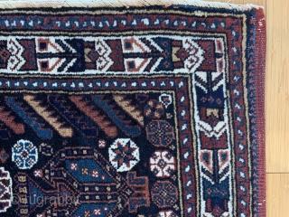 Afshar bags.  1.58 X 75  cm