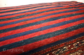 Mafrash, Shahsavan nomads, 110 x 55 Cm. - hight 50 Cm. 