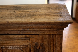 German Westphalian 'Schrank'. 