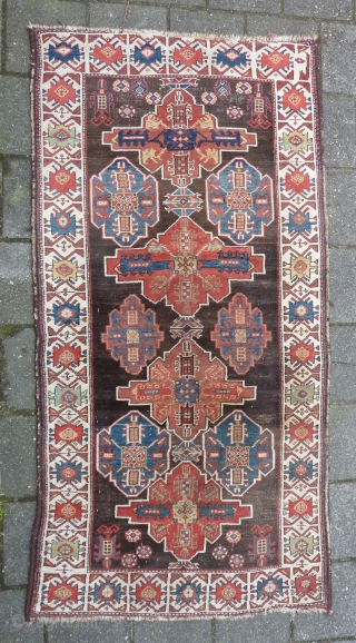 Colourful Kurdish rug, with 30 items now on ebay, no reserve: http://www.ebay.com/sch/tekke415/m.html?item=132205069915&hash=item1ec809465b%3Ag%3AREwAAOSw%7Ey9ZJ9nv&rt=nc&_trksid=p2047675.l2562