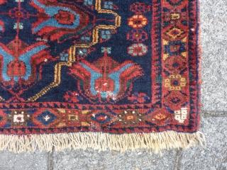 Afshar bag front, 52 x 81 cm.
