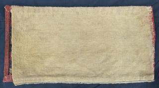 Turkoman arrow bag very nice colors and very nice condition all original and size 46x24 cm Circa 1900