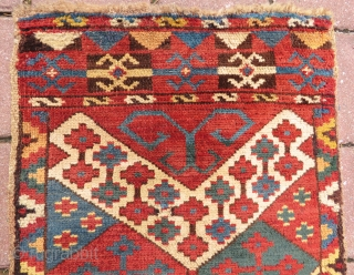 Antique pillow face new arrivel wobderful colors and very nice condition all original size 81x45 cm Circa 1890-1900