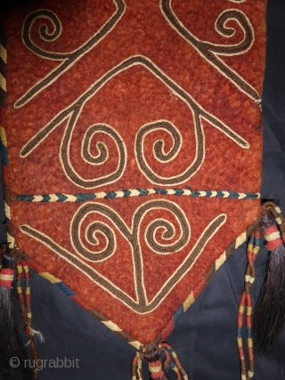 Kirgiz or Uzbek ok bash 19th cent. 