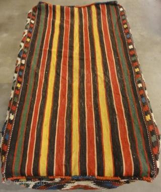 Antique Mafrash Caucasian - Size: 20H x 20D x 41L