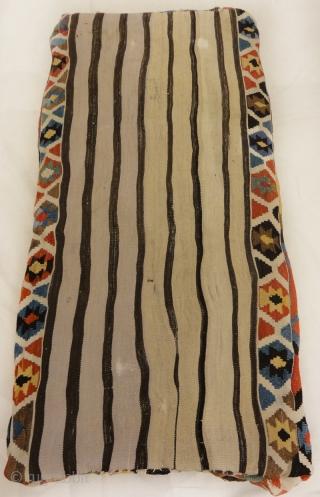 Mafrash Caucasian Design - Size: 16H x 21D x 47L