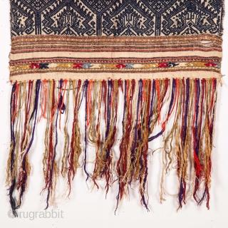 Laotian Textile  40 x 80 cm /1'3'' x 2'7''