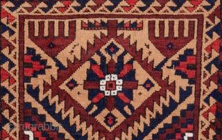 Baluch Prayer rug 83 x 150 cm / 2'8'' x4'11''