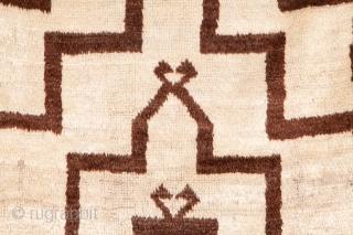 Central Anatolian Tulu Rug 111 x 172 cm / 3'7'' x 5'7''