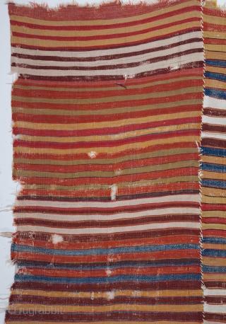 Central Anatolian Kilim 157 x 364 cm / 5'1'' x 11'11''